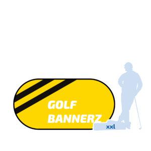 Banner Ovaal XXL 273x136