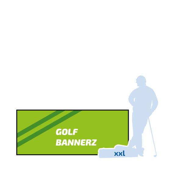 Banner Vierkant XXL 250x100