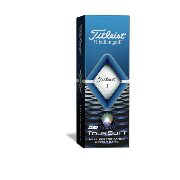 Titleist Tour Soft Golfballen Bedrukken
