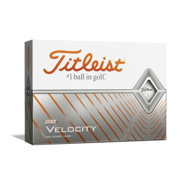 Titleist Velocity Golfballen Bedrukken