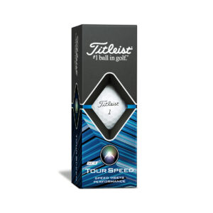 Titleist Tour Speed golfballen bedrukken TigerLine Golf