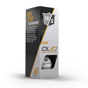 Wilson DUO Professional Golfballen Bedrukken