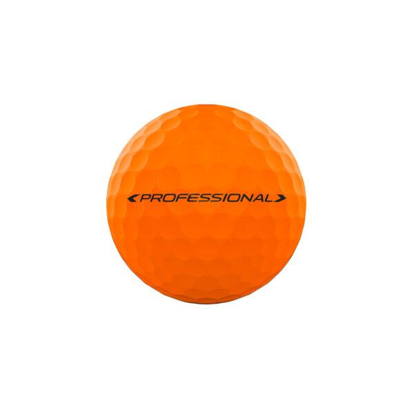 Wilson DUO Professional orange Golfballen Bedrukken