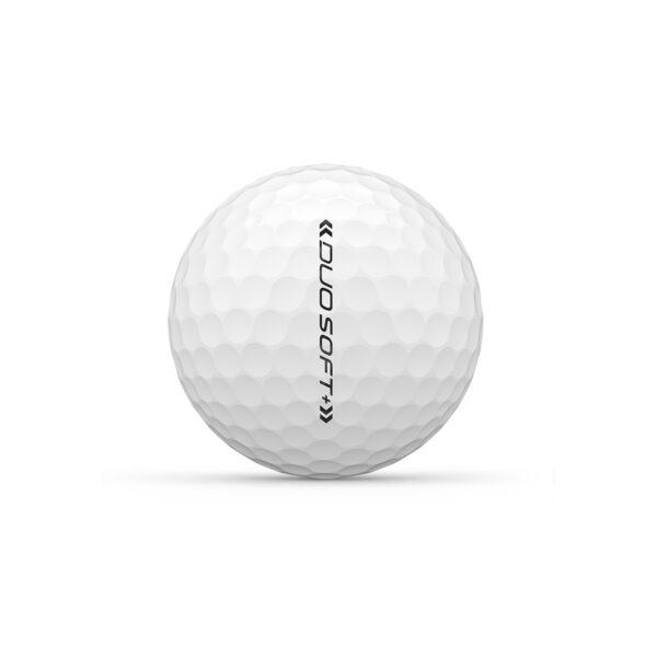 Wilson Duo Soft + Golfballen Bedrukken