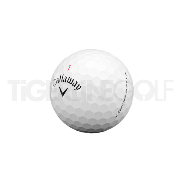 Callaway Chrome Soft X Golfballen Bedrukken