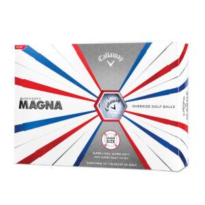 Callaway Supersoft Magna Golfballen Bedrukken