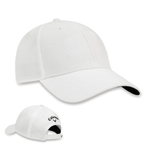 Callaway Coorporate Golf Cap - white