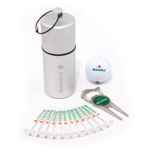 Aluminium Golf Koker 01