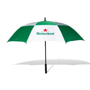 Golf Paraplu Green-White