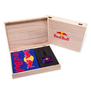 Luxe Golf Geschenkdoos van hout 06